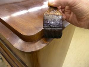 Schellackpensel