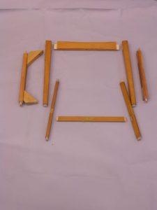Omlimmning av stol