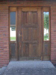 ROT-avdrag ytterdörrar