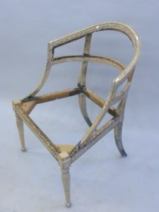 Restaurera gamla stolar