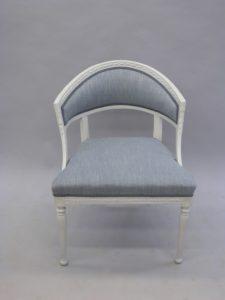 Måla stolar med linoljefärg