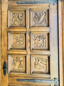 Renovera antika skåp