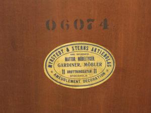 Myrstedt & Stern Ab i Stockholm