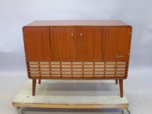 Radiogrammofon, Conserton